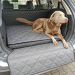 Hundetransport Kofferraum Mitsubishi