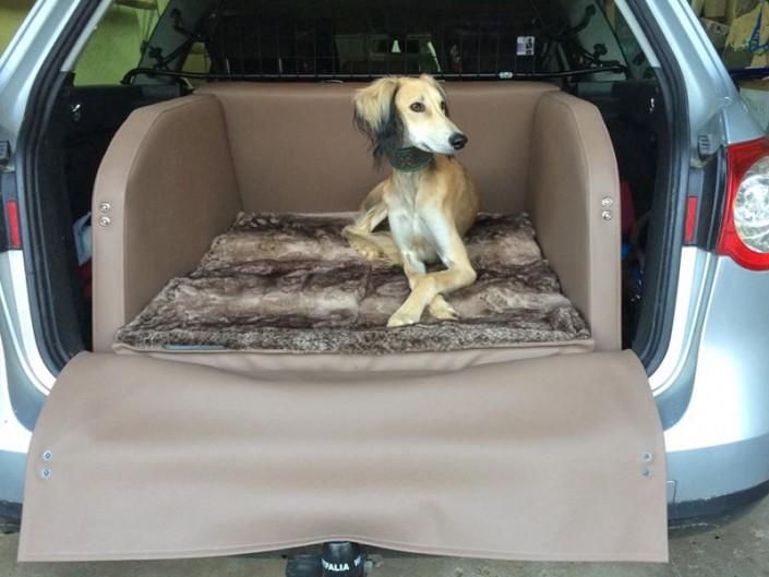 Kofferraum Hund VW Volkswagen Passat