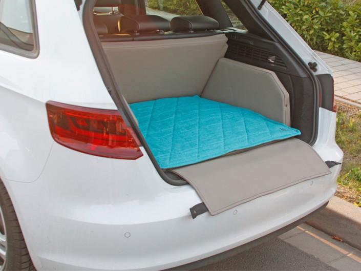 Kofferraum Hund Audi A3