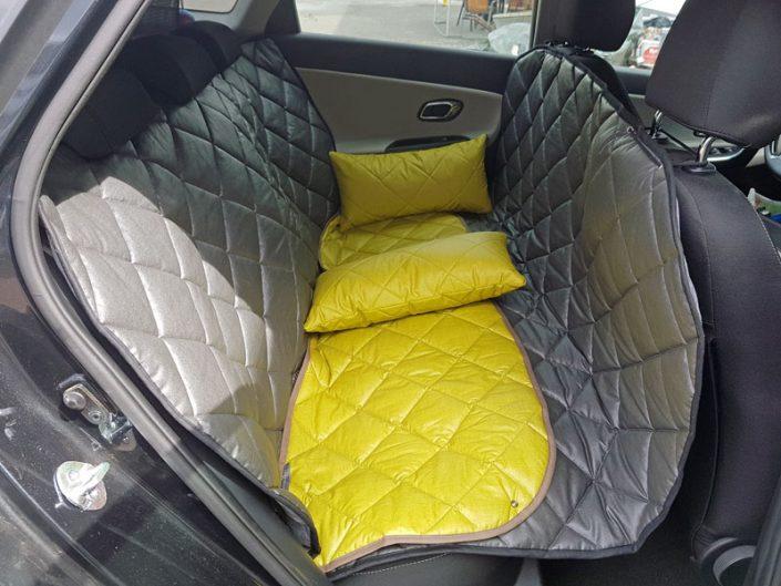 Rückbank Rücksitz Hund Kia Ceed