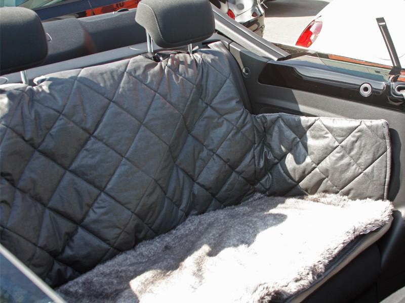 r ckbank r cksitz hund vw volkswagen beetle cabrio ausbau. Black Bedroom Furniture Sets. Home Design Ideas