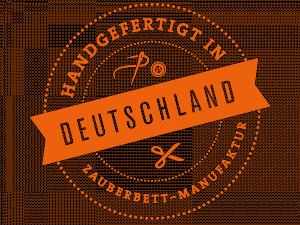 Handgefertigt in Deutschland Zauberbett Manufaktur