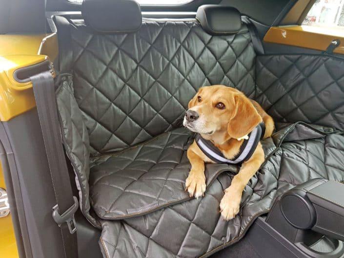 Rückbank Rücksitz VW Beetle Cabrio Hund