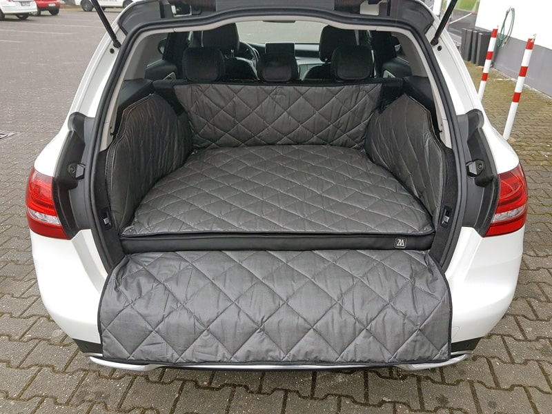 Hundetransport Kofferraum Schondecke Mercedes-Benz C-Klasse Hund