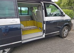 Hundetransport Schondecke VW T6 California Hund