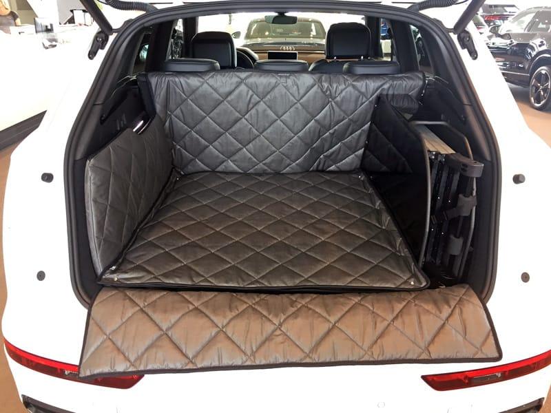 einstiegshilfe f r den hund ins auto zauberbett. Black Bedroom Furniture Sets. Home Design Ideas