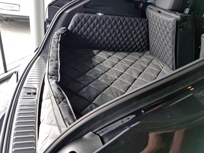 Hundetransport Kofferraum Schondecke Deluxe Porsche Cayenne Hund