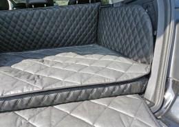 Hundetransport Kofferraum Schondecke DELUXE Mercedes-Benz GLK Hund