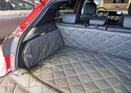 Hundetransport Kofferraum Schondecke Mercedes-Benz A-Klasse Hund