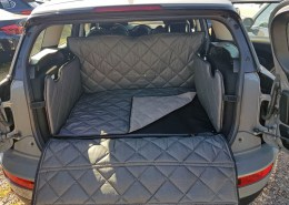 Hundetransport Kofferraum Schondecke Mini Clubman